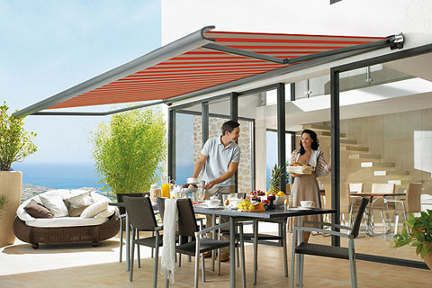 awnings from markilux