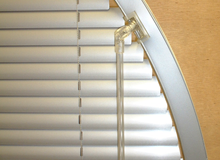 shaped blinds