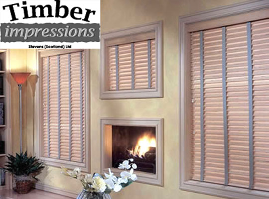 Timber Impressions Venetian Blinds