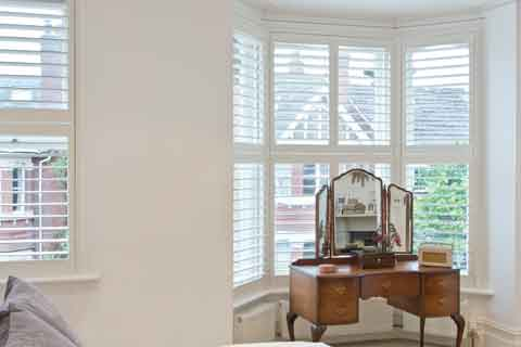 bay shutters privacy and light control from brite blinds in hove