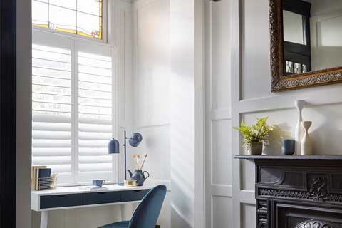 Hard wood shutters from brite blinds covering brighton, hove and worthing