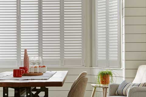 MDF and ABS shutters from brite blinds covering brighton, hove and worthing