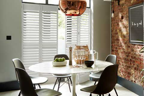 MDF shutters from brite blinds covering brighton, hove and worthing