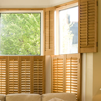 tier on tier shutters privacy and light control from brite blinds in hove