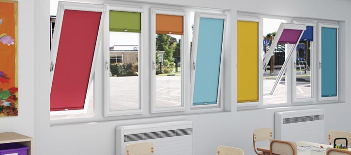 commercial perfect fit blinds