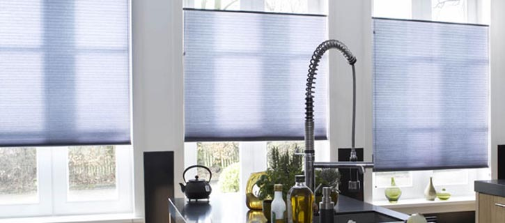Top down bottom up Duette blinds