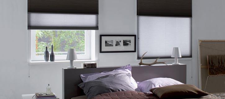 Day and night Duette blinds