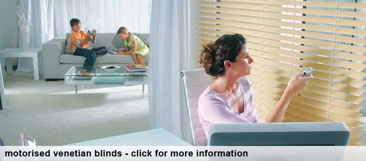 motorised blinds from brite blinds