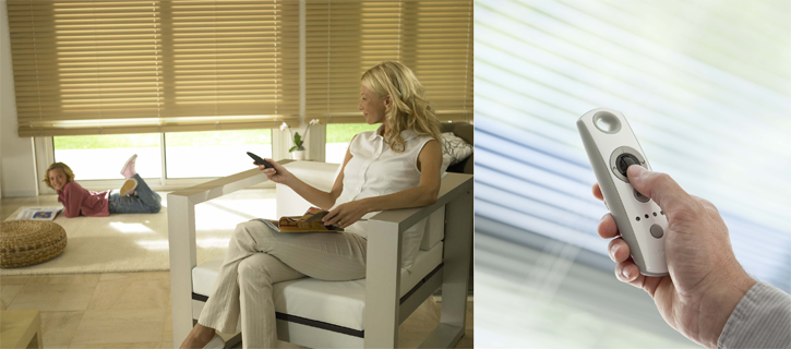 electric blinds from brite blinds
