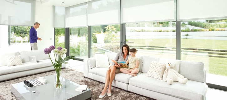 electric smart blinds from brite blinds