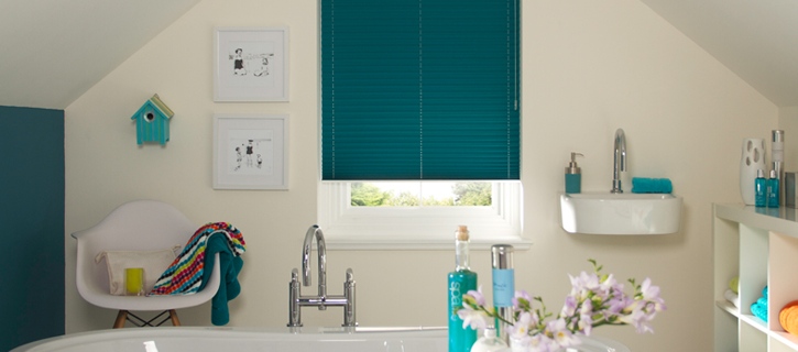 pleated blinds from brite blinds